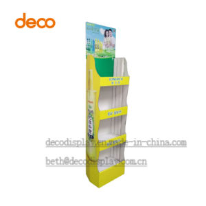 Corrugated Cardboard Paper Display Promotional Stand for Retail pictures & photos