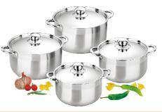 Stainless Steel 8PCS Big Soup Pot pictures & photos