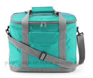 Custom Big Capacity 600d Polyester Insulated Cooler Bag, Picnic Bagy pictures & photos