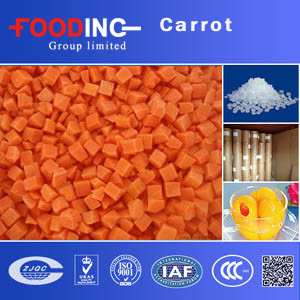High Quality Dehydrated Carrots Particles Granules Manufacturer pictures & photos