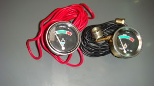 Mechanical Meter/Meter/Thermometer/Temperature Gauge/Indicator/Ammeter/Measuring Instrument/Pressure Gauge pictures & photos