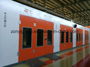 TUV Hot Sale Paint Spray Booth High Quantity Spray Booth Factory