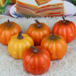 Christmas Tree Pumpkin Artificial Fruit pictures & photos