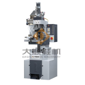 Ds-403 Fully Automatic Pneumatic Heel Nailing Machine for Shoe pictures & photos