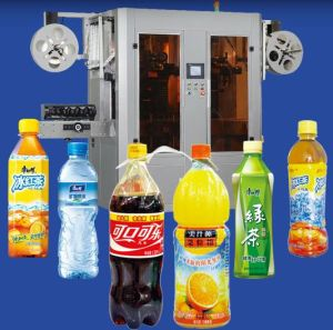 Best Price Automatic Sleeve Labeling Machine Labeler for Coke Bottle Shrink Sleeve Label Machine pictures & photos