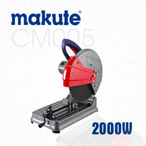 Makute 355mm Cut off Machine of Cutting Steel (CM005) pictures & photos