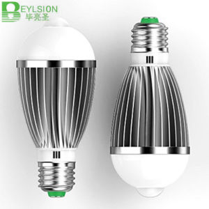 9W Human Sensor LED Bulb Lights pictures & photos