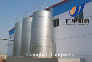 Staniless Steel Tank for Milk Storage / Water Tank pictures & photos