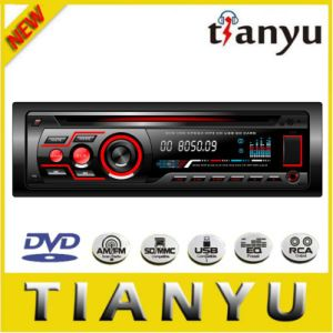 Single DIN Fixed Panel Car MP3 for The Am FM Adaptor 608 pictures & photos