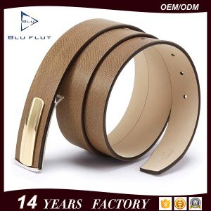 Top10 Best Selling Cowhide Belt Customized Logo Genuine Leather Men Belt pictures & photos