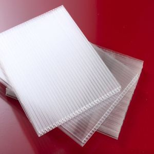 Sound Proof Honeycomb Sunshine Panels Cellulaer Polycarbonate Sheet pictures & photos