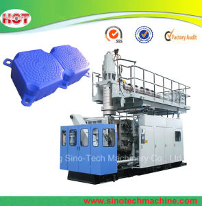 HDPE Plastic Floating Dock Tank Container Pallet Extrusion Blowing Mold Making Machine pictures & photos