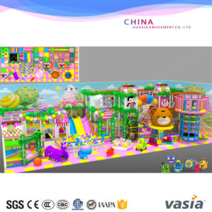 Hot Candy Theme Kids Soft Indoor Playground (VS1-160415-160A-33A) pictures & photos