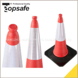 Road Safety Cone/ Plastic Traffic Cone (S-1217H) pictures & photos