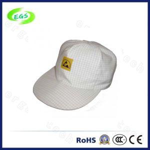 Antistatic ESD Cleanroom Cap Anti Static Hat Work Cap Manufacturer pictures & photos