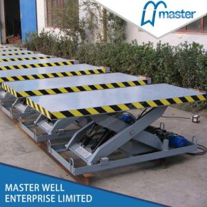 Workshop Use Good Quality Dock Leveler pictures & photos