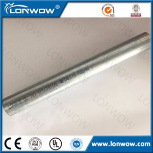 China Manufacturer Hollow Section Galvanized Round Steel Pipes Manufactured in China pictures & photos
