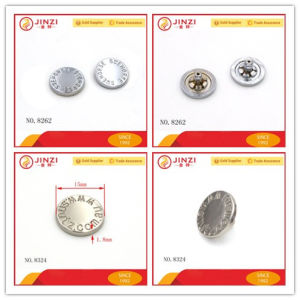 Metal Press Rivets Customed Decorative Rivets for Jeans pictures & photos