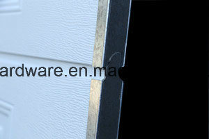 High European Quality Industrial Sectional Door pictures & photos