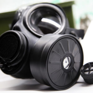 Military Tactical Police Full-Protection Emergency Duration Safety Items Gas-Proof Anti-Gas Face Prison Mask pictures & photos