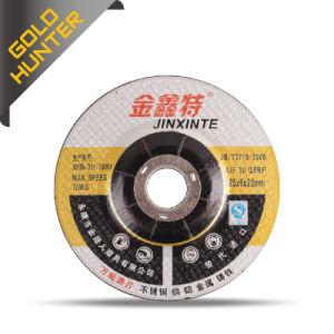 Jinxinte High Quality Big Size Cutting Wheel 125 pictures & photos