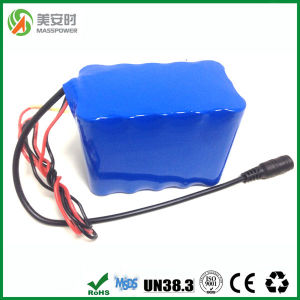 New Sale Rechargeable Lithium Battery 12V 15ah Pack pictures & photos