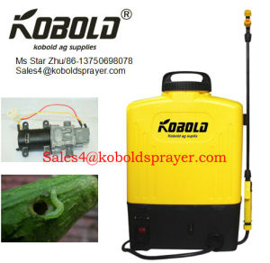 20L Knapsack Electric Sprayer Ce Certificated Knapsack Sprayer pictures & photos