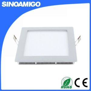 LED Panel Light 12W Ceiling Light Recessed Square Type pictures & photos