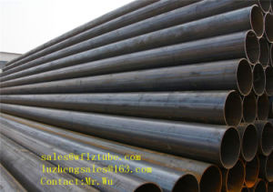 Steel Pipe ASTM A106 / ASTM A53, ERW Steel Pipe Grade B, Steel Pipe X42 pictures & photos