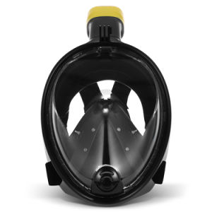 2017 New Product Silicone Diving Mask, Full Face Snorkel Mask and Snorkel Set pictures & photos