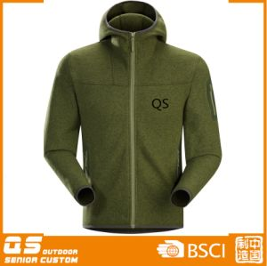 Men′s Flatfleece Jacket pictures & photos