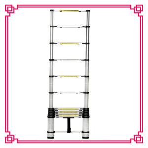 Extendable Telescopic Ladder Finger Locking Mechanism Foldable pictures & photos