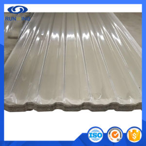 Corrugated Gel Coat FRP Gfrp Panel pictures & photos