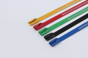 Stainless Steel Cable Tie-Single Barb Lock Ladder Type Uncoated pictures & photos