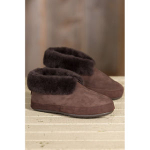 Sheepskin Leather Men Casual Slipper Shoe pictures & photos
