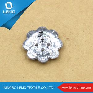Custom Blue Decorative Dress Shirt Button pictures & photos