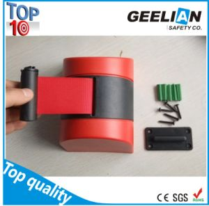 Retractable Belt Barrier Wall Mounted Barrier pictures & photos