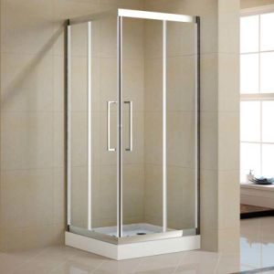 Shower Room with Stainless Steel Profiles and Handle (K-SS11) pictures & photos