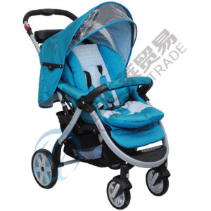 Luxury Design Baby Stroller with Rain & Foot Cover Option pictures & photos
