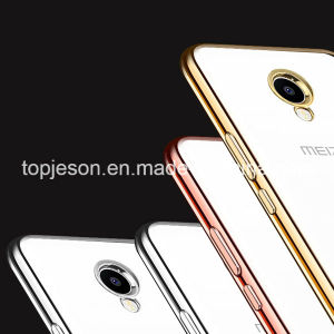 Hot Selling Full Protection Electroplated Phone Case for Meizu 3 pictures & photos