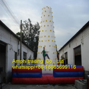 Inflatable Pillar/Inflatable Artificial/Rock Climbing Wall/Inflatable Rock Climbing pictures & photos