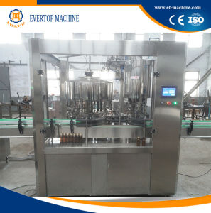 Glass Bottle CSD Bottling Equipment pictures & photos