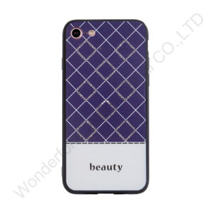 Colored-Drawing Diamond TPU+Plastic Case for S8 pictures & photos