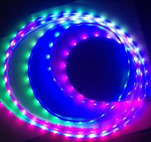 60LEDs/M SMD5050 Warm White 3000k Constant Current LED Rope Lights pictures & photos