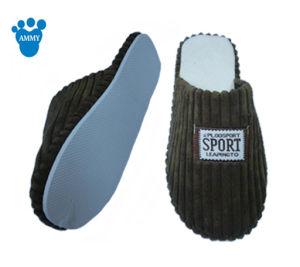 Men Warm Indoor Slipper for Cold Winter pictures & photos