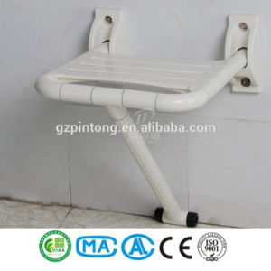 Folding Nylon Anti Skid Sauna Chair Bathroom Disabled Shower Stool pictures & photos