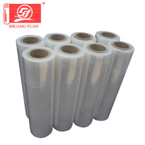 PE White Pallet Stretch Film pictures & photos