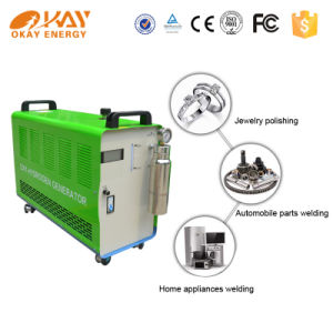 Hho Hydrogen Generator Fuel Saver Aluminum Welding Machine pictures & photos