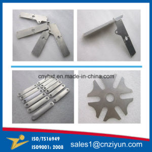 OEM Stainless Steel Laser Cutting Working pictures & photos