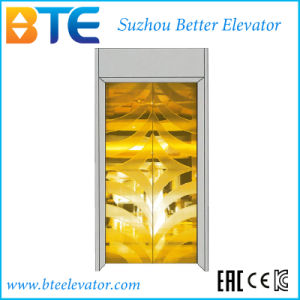 Vvvf Gearless Traction Passenger Elevator pictures & photos